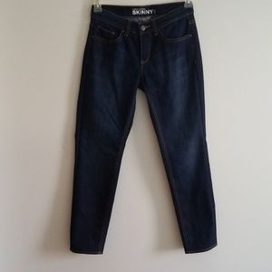 New York & Co Skinny blue womens blue Jean's 4